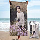 CNSHEO Ethan Dolan Multipurpose Use for Sports Comfortable Soft Bath Towel Highly Absorbent 27.5'x55'