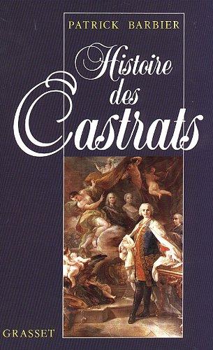 Histoire des castrats (Gras.Doc.F.1a)
