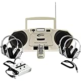 Califone Home Audio Cassette Players