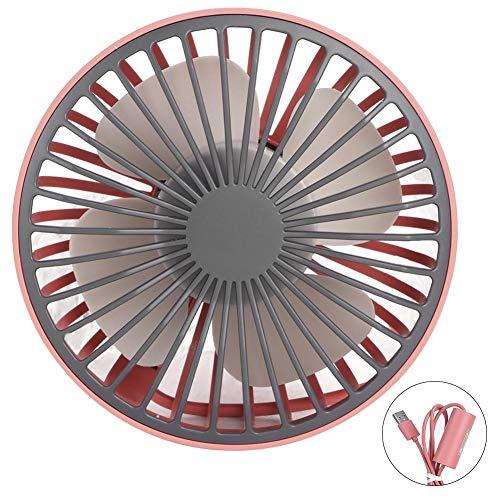 Fydun Ventilador de refrigeración del Motor del radiador, 5V 5W 360 Grados...