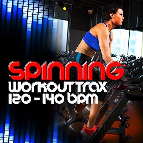 Running Spinning Workout Music, Spinning Workout & Workout Trax Playlist