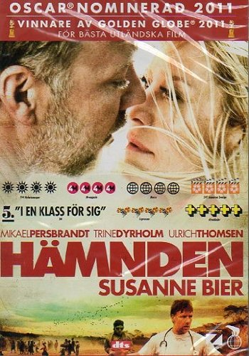 DVD In einer besseren Welt AUF DÄNISCH: Hämnden (Susanne Bier)