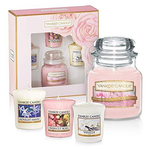 Yankee Candle Coffret cadeau pour la fête des mères Petit pot et...