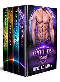 Worlds Apart: Complete Series Box Set by [Rinelle Grey]