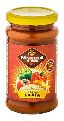 Ranchera M-Xico Salsa Fajita - 230 ml