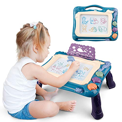 NextX Magnetic Drawing Board for Kids ,Writing Sketch Board Educational Learning Toys for Baby Toddlers