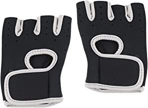 IPOTCH gewichtheffen handschoenen met polswikkel, liften handschoenen - Premium gewichtheffen handschoenen, roeihandschoen...
