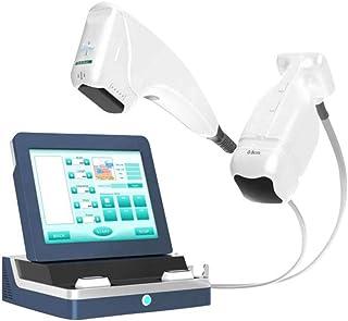 Draagbaar 2 in 1 Liposonic 4D Hifu-beeldhouwen Lichaamsvermageringsapparaat Mesotherapie-apparaat Huidverstrakking