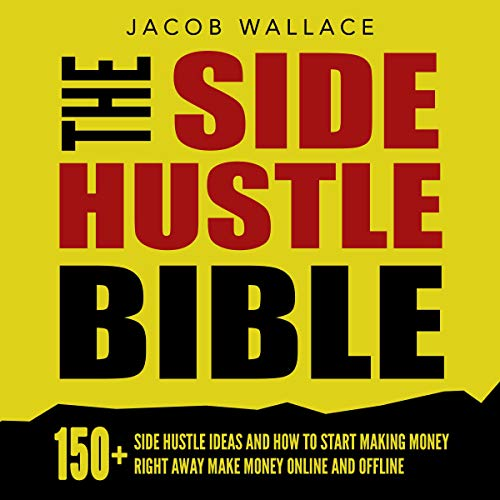Couverture de The Side Hustle Bible