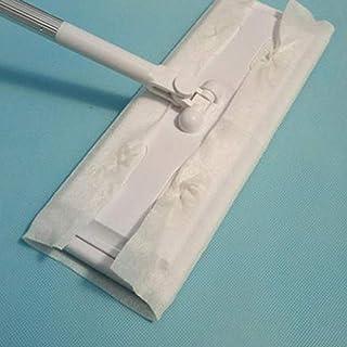Wilk 100pcs eliminación electrostática desechable mopa Papel Principal Cocina Baño paño de Limpieza
