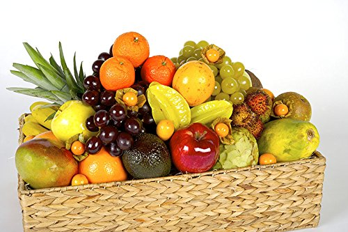 Cesta de Frutas Favorita - Envío a Domicilio