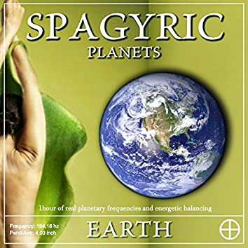 Spagyric Planets: Earth (1 Hour of Real Planetary Frequencies and Energetic Balancing)