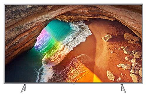 samsung - TV QLED 55'' Samsung Qe55Q65R IA 4K Uhd HDR Smart TV Plata - TV Led - Los Mejores Precios