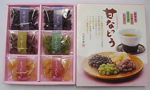 八雲製菓『甘納豆ギフト』