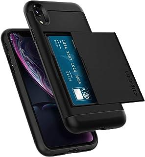 Spigen Slim Armor CS Works with Apple iPhone XR Case (2018) - Black