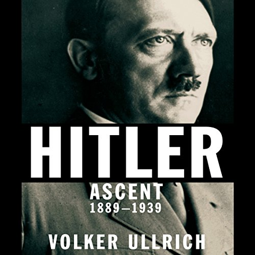 Hitler Audiobook By Volker Ullrich cover art