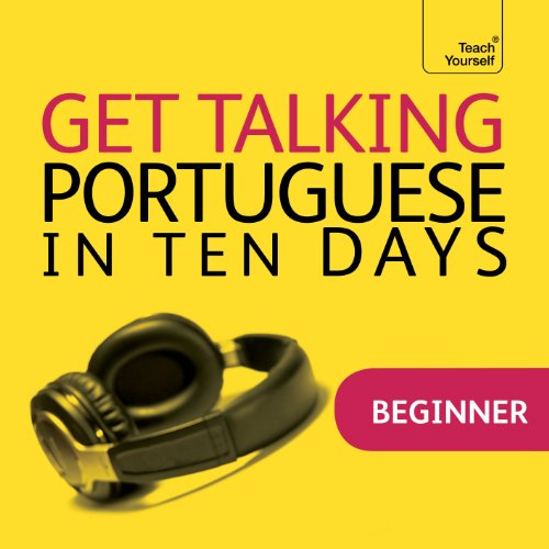 Get Talking Portuguese in Ten Days audiobook cover art