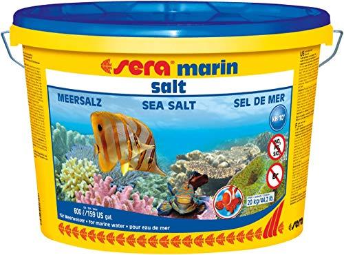 Sera Acquario Marino Sale Marino 20Kg Corallo barriera corallina Invert Acquario per 600 lt