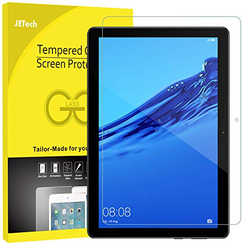 JETech Screen Protector for HUAWEI MediaPad T5 10.1, Tempered Glass Film