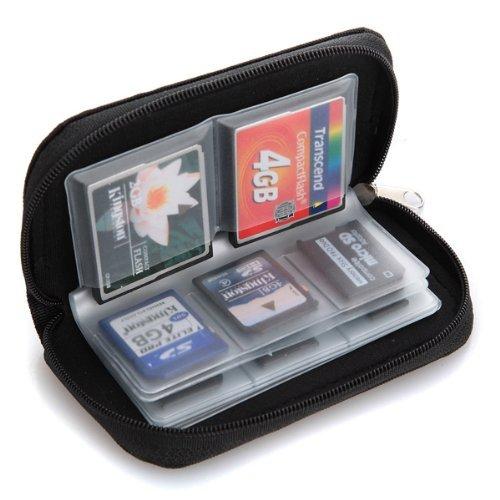 Bestbuy schede di memoria SD, 22 slot Oceanmap-Astuccio porta