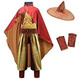 NOA Ray_a and The Last Drago_n - Disfraz de personaje de dibujos animados con sombrero para Halloween, disfraz, uniforme de disfraces