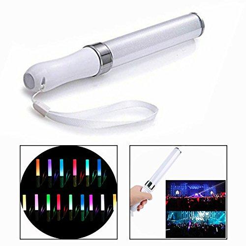 Preisvergleich Produktbild OFKPO LED Leuchtstab Party Stick für Partys und Konzerten (15 Farbe)