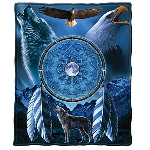 nature throw blanket - 4
