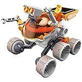 Elenco Teach Tech Solar Rover, Solar Powered Robot, STEM Solar Toys for Kids 8+, by Elenco (TTG-684)