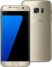 Samsung Galaxy S7 edge SM-G935FD 4GB / 32GB 5.5-inch 4G LTE Dual SIM FACTORY UNLOCKED - International Stock No Warranty (GOLD PLATINUM)