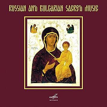 Russian and Bulgarian Sacred Music