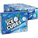 6-Count Ice Breakers Ice Cubes Sugar Free Peppermint Gum
