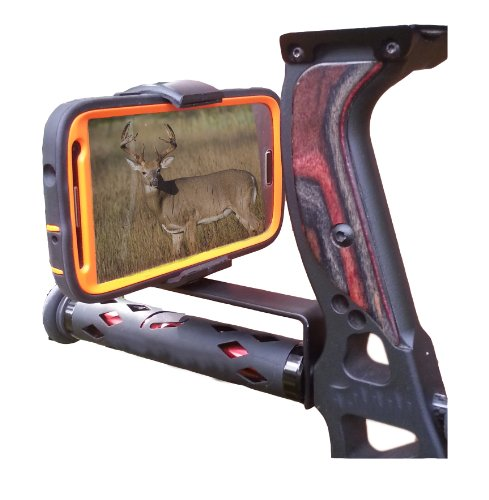CrazyArchery C Clamp Smartphone Bow Mount