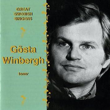 Great Swedish Singers: Gösta Winbergh (1971-1987)
