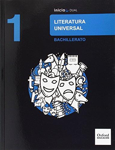 Literatura Universal. Libro Del Alumno. Bachillerato 1 (Inicia Dual) - 9788467384505