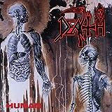 Death: Human - Custom Butterfly with Splatter Version [Vinyl LP] (Vinyl)