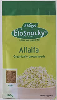 A.Vogel Alfalfa Sprouting Seed, 100 g