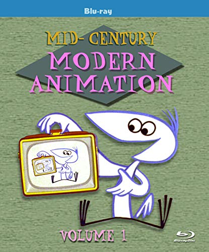 Mid Century Modern Animation, Volume 1 (Blu-ray)