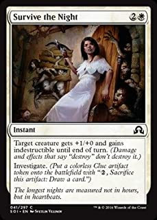 Magic: the Gathering - Survive the Night (041/297) - Shadows Over Innistrad