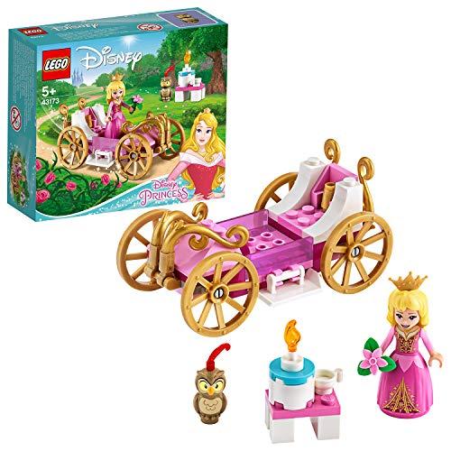 LEGO Disney Prinzessin 43173 Auroras königliche Kutsche