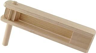 Large Wooden Matraca Noisemaker - 11