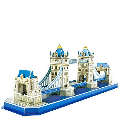 CubicFun 3D Jigsaw Puzzle London Architecture Building...