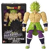 Dragon Ball- Super Saiyan Broly Limit Breakers, Multicolor (Bandai 36237)