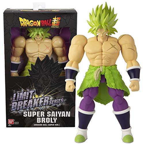 Dragon Ball Super - BROLY SS Figura Limit Breakers (Bandai 3