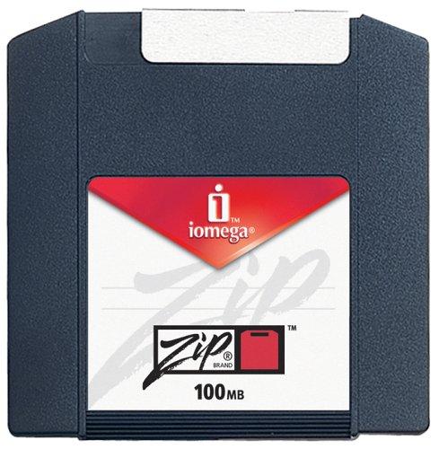 Preisvergleich Produktbild Iomega 10er Pack 100MB ZIP-Medien (PC-formatiert)