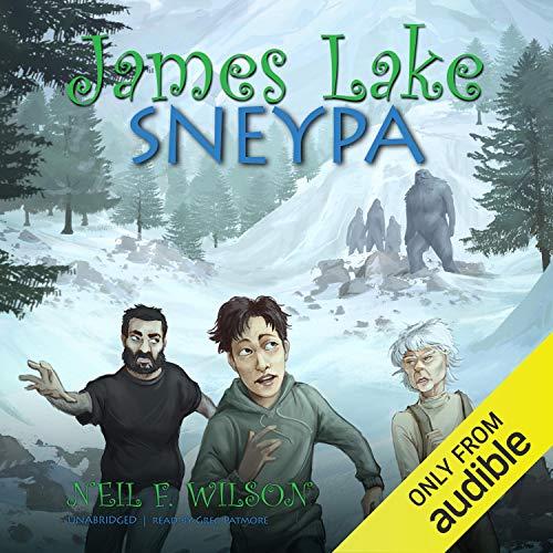 James Lake: Sneypa audiobook cover art