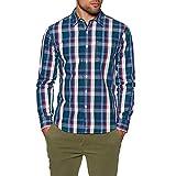 Levi's Classic 1 Pkt Slim Camisa, Quintin True Red, XL para Hombre
