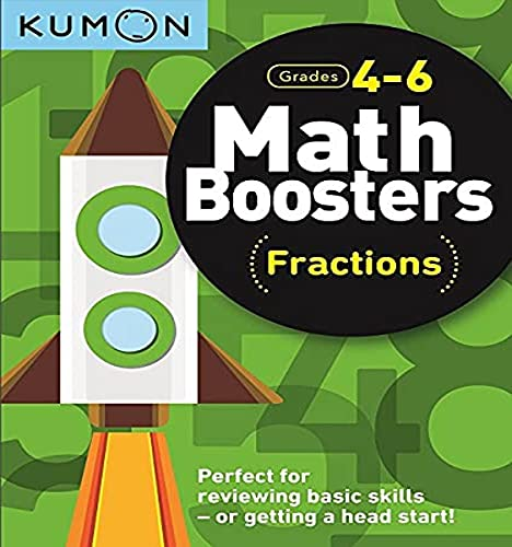 Math Boosters: Fractions