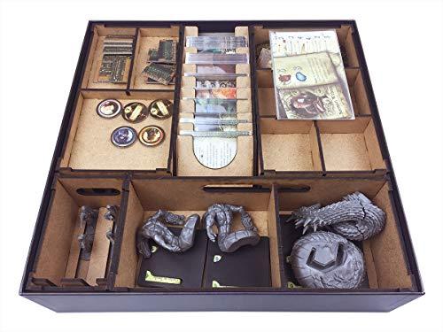 Organizador (Insert) para Mansions of Madness - Caminho da Serpente, Bucaneiros Jogos