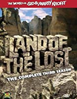 Land of the Lost: Complete Third Season [DVD]