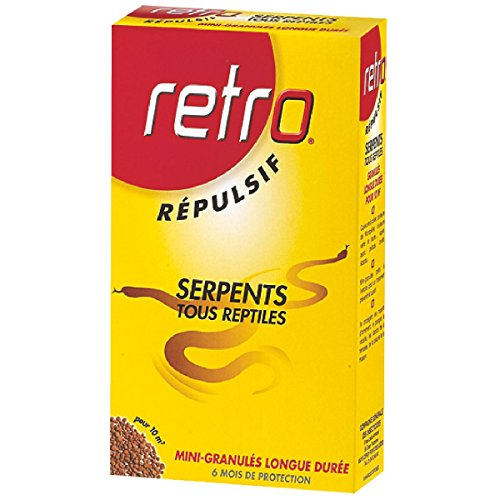 Répulsif serpents Retro 400G